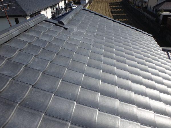 軽量化になる、屋根瓦工事サムネイル