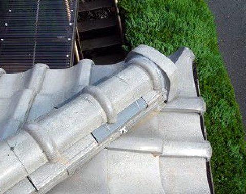奈良市 鬼瓦修繕工事サムネイル