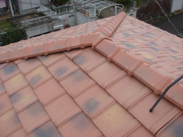生駒市の屋根瓦工事サムネイル