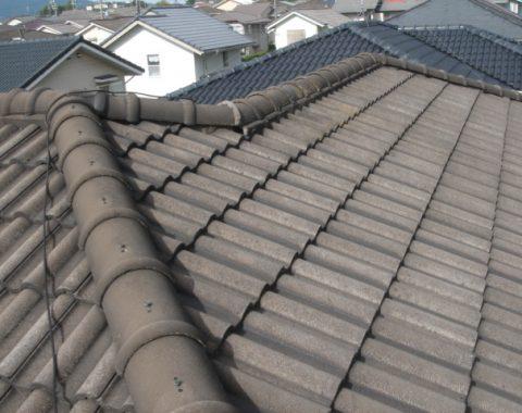 広陵町の屋根瓦葺き工事サムネイル
