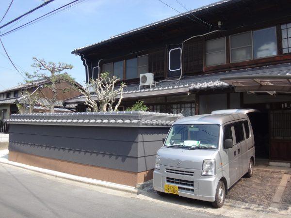 奈良市の屋根、外回り工事サムネイル