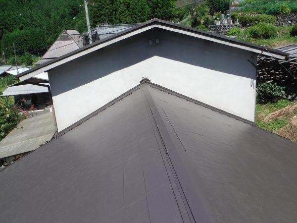 奈良県 吉野郡黒滝村の屋根工事サムネイル