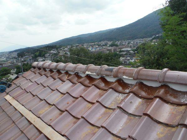 生駒市の雨漏り修理サムネイル
