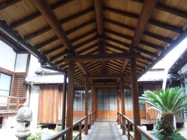 日本建築は綺麗です。サムネイル