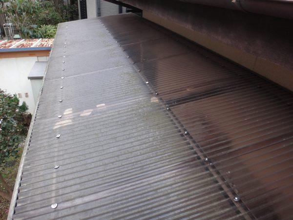 波板の補強工事サムネイル
