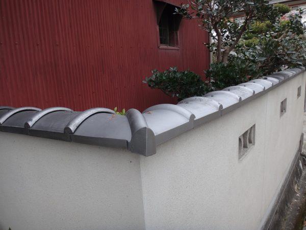 本年最終の屋根工事サムネイル