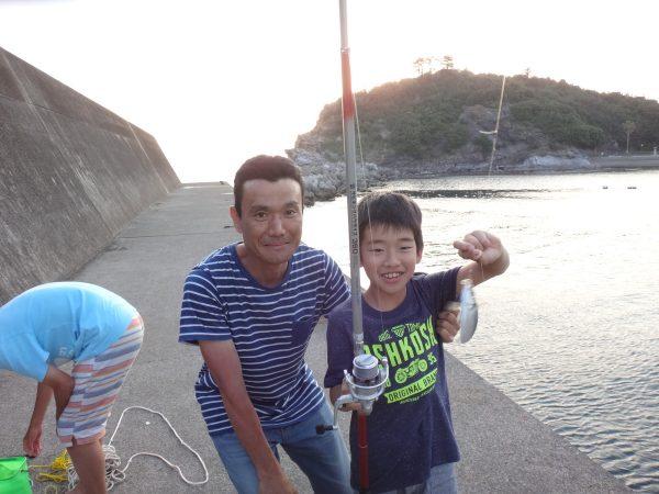 和歌山県へ釣りに行ってきましたサムネイル