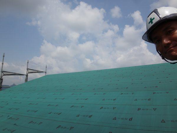 葛城市で新築工事サムネイル