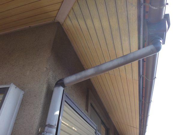 雨樋の部分補修サムネイル