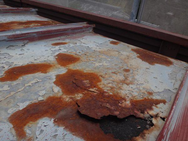 瓦棒(板金屋根)の改修工事サムネイル