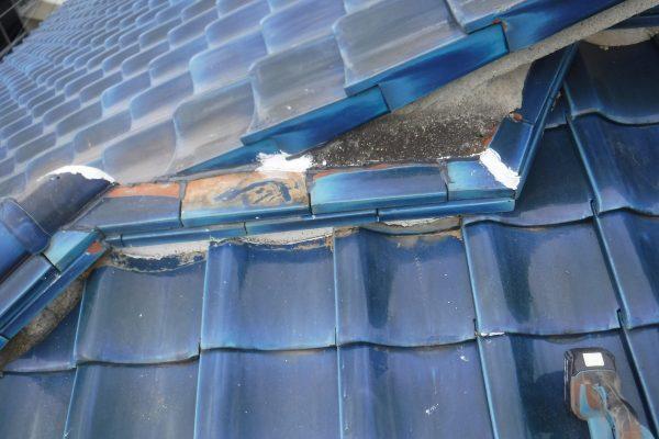八尾市で雨漏りの修繕ですサムネイル