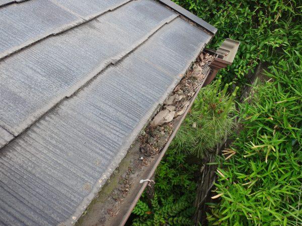 生駒市で樋掃除サムネイル
