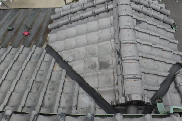 谷板の入れ替え工事で雨漏りは止まりましたサムネイル