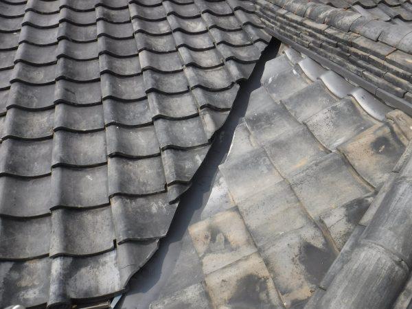 奈良市内で雨漏りの修繕ですサムネイル