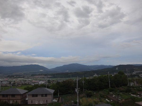 雨雲レーダーばかりを見ていますサムネイル