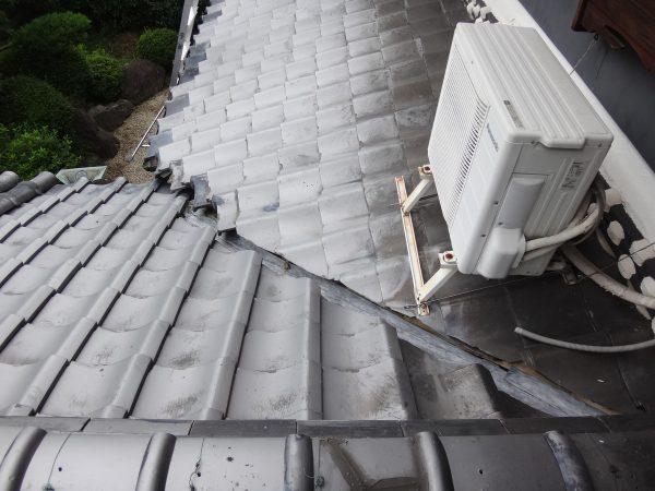谷板からの雨漏りサムネイル