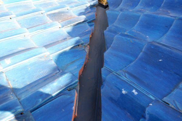 香芝市で雨漏りの修理を行いましたサムネイル