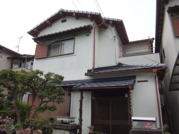 屋根の葺き替え工事ですサムネイル